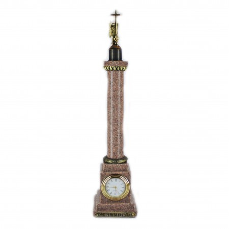 Часы Александрийский столб (гранит)