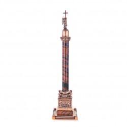 Александрийский столб малый (обсидиан)