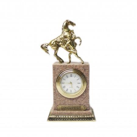 Часы Скульптура Клодта