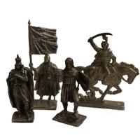 Статуэтки воинов